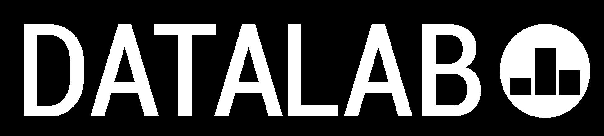 White Datalab Logo